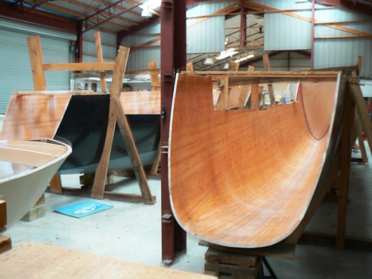 Joest Boats - Wood Boat Building